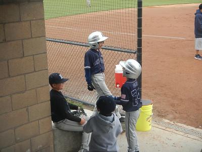 Joe's baseball