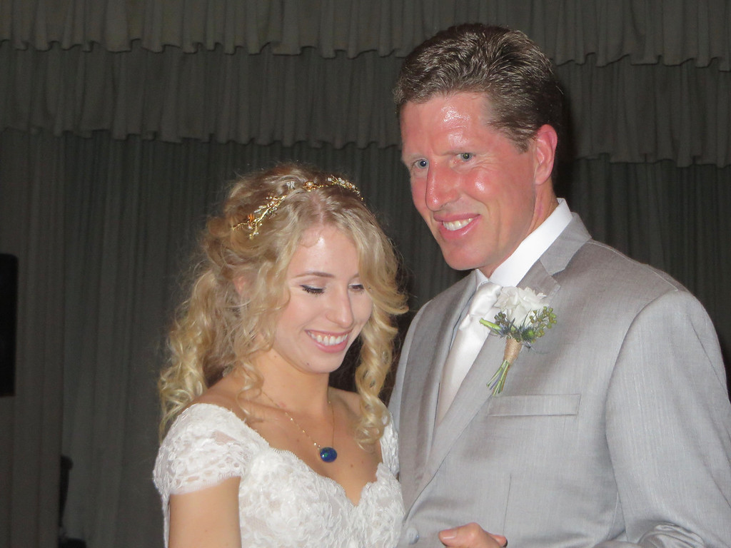 Kyle and Lacey's Wedding and Reception, April 10, 2016