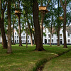 Het Prinselijk Begijnhof Ten Wijngaerde is het enige nog bewaarde begijnhof in de stad Brugge. Er zijn geen begijnen meer, maar sinds 1927 woont er een kloostergemeenschap van benedictinessen, gesticht door kanunnik Hoornaert. In dat jaar werden de huizen aan de westzijde ook omgevormd en uitgebouwd tot het Monasterium De Wijngaard, een priorij van benedictijnse parochiezusters.