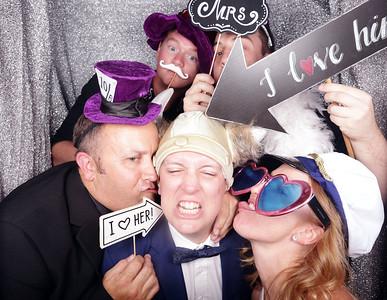 The Wedding of Johann & Paige Photobooth Photos