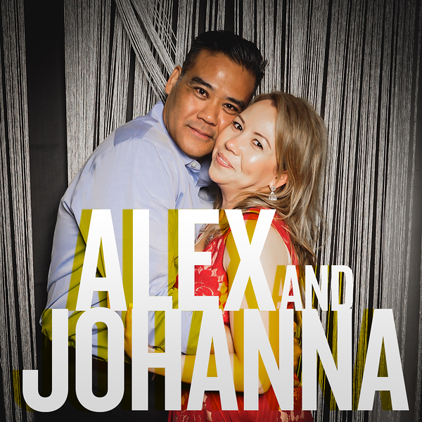 Johanna and Alex