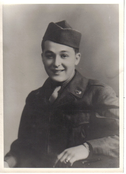 1945 of Our father John Edward Phillips 19 years old Nigata Japan