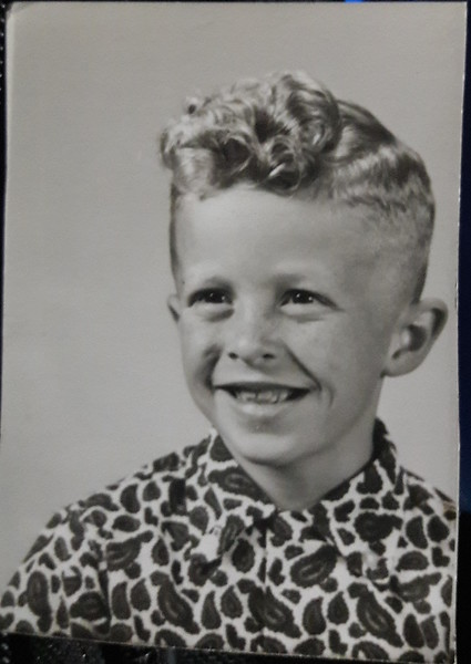 approx 1960 Second Grade School photo