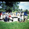 This picnic was at Hill Park in Independence.