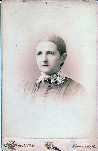 Wife of Richard Ancil Collins