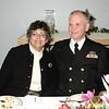 Capt and Mrs Brodarick