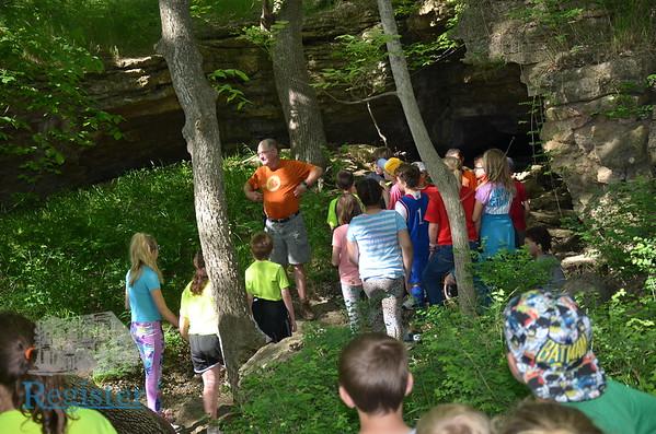 John Brown's Cave trip