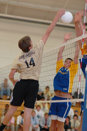 John Carroll Boys Varsity Volleybal 2006