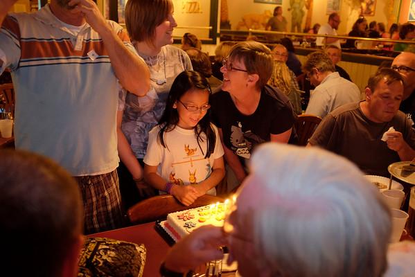 John Ciulik 80th Birthday