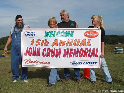 John Crum 2003