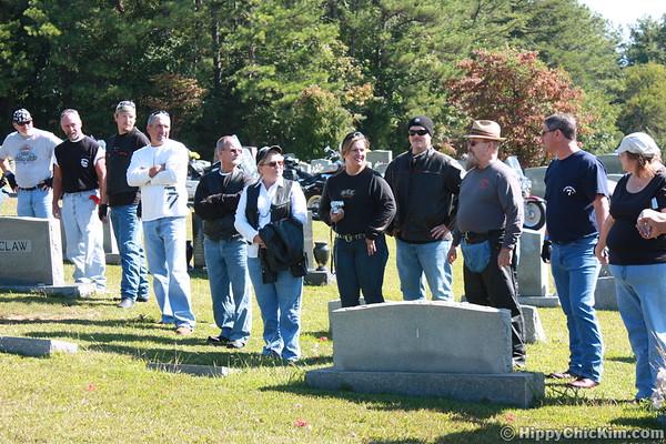 John Crum Memorial Ride & Party 10.3.09