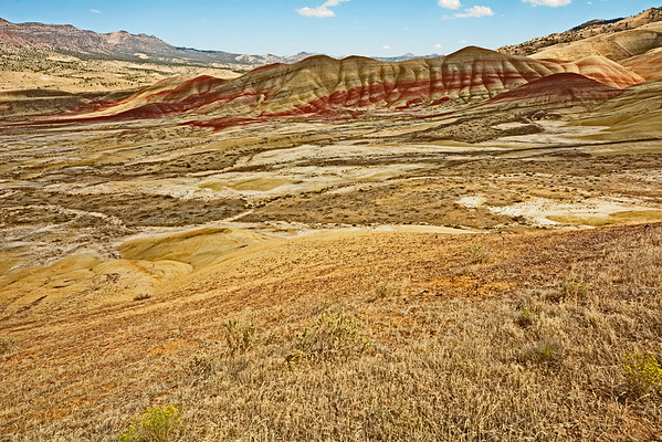 John Day Fossil Beds National Monument, 8-7-16