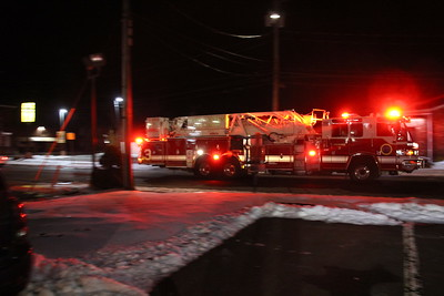 Structure Fire - 146 New Britain Rd. Berlin, CT - 12/21/19