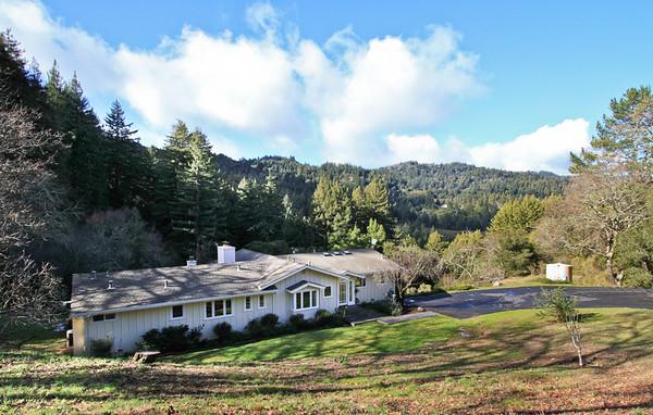 21099 Brush Rd, Los Gatos Mountains