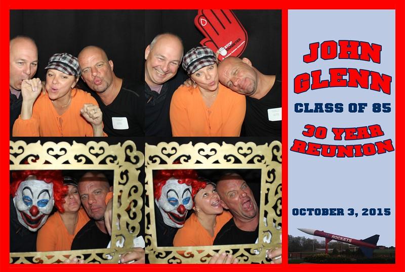 John Glenn Class of '85