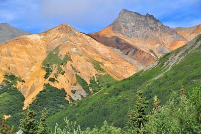 Sheep Mountain - Glenn Highway - Alaska