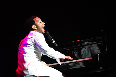 John Legend performed live at the Continental Area in San Juan, Puerto Rico, on Wednesday, May 21, 2008