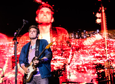 John Mayer performs at Shoreline Amphitheatre on July 29, 2017 in Mountain View, California. (Photo by Chris Tuite)