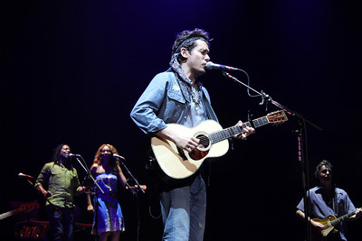 John Mayer - Sirius XM Final Dress Rehearsal