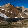 No name lake below Pinchot Pass 9-117_MG_4697-Pano