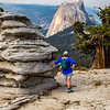 Kathy-Half Dome from Clouds Rest trail 8-29-17_MG_3554