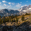 Banner Peak and Garnet Lake 9-3-17_MG_4025