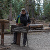 Kathy entering Devils Postpile 9-4-17_MG_4069