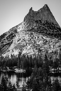 Portrait of Cathedral Peak