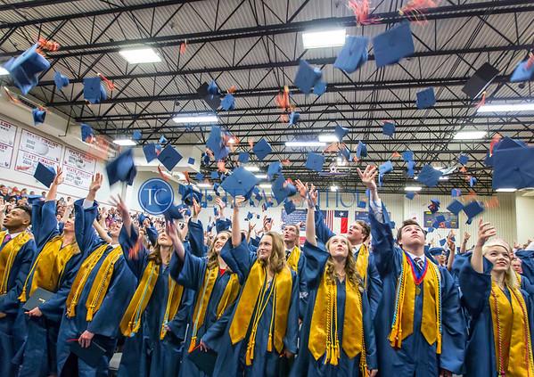 John Paul II High School 2017 Graduation