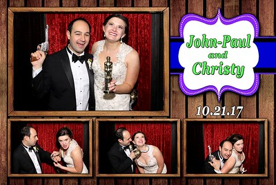 John-Paul and Christy's Wedding