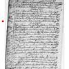 1747 Baptism Margaret Burnet