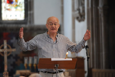 John Rutter at Chelmsford Cathedral