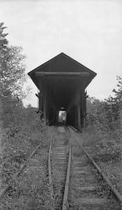2021.003.IC.9999--john s ingles PC neg--ICRR--west end of wooden covered bridge over Wabash River--2.5 miles east of Palastine IL--1933 0000