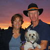John, Carol and little Mollie came to my campsite in Joshua Tree National Park to celebrate my 52nd birthday on the road.