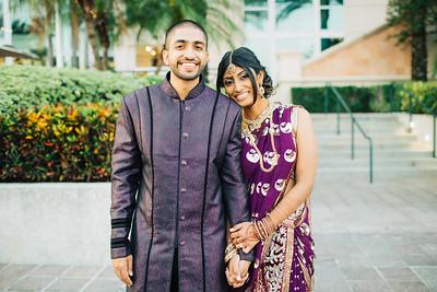 The John's | Downtown Tampa Wedding