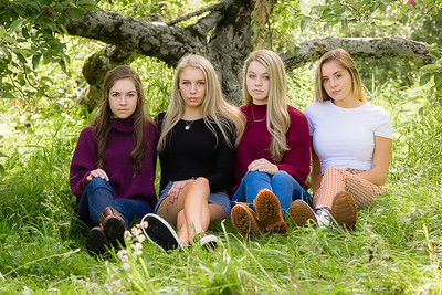 John Wong Photography | Model Team - Apple Orchard