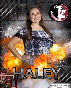 hALEY MOLTEN