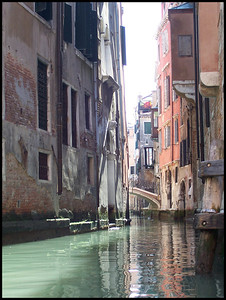 Venice Canal, Venice, Italy