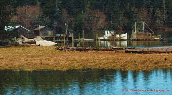 Fishing Base, Coastal Washington