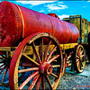 Borax Wagen Train