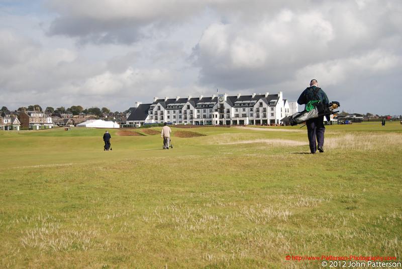 Carnoustie Golf Course Scotland