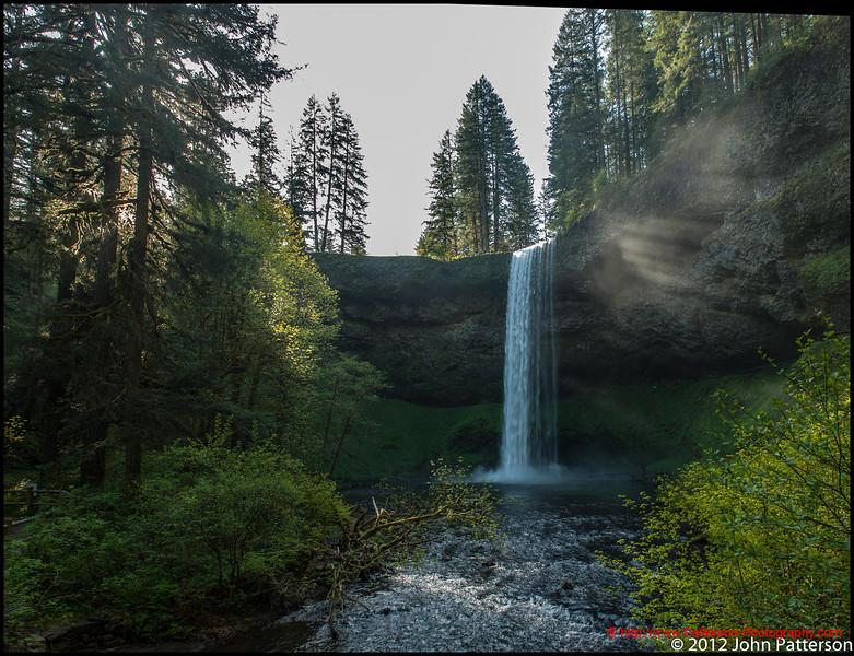 Silver Falls - 1