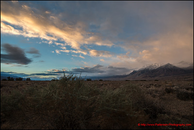 Owens Valley Morning 1
