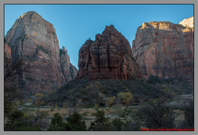 Zion Canyon 2