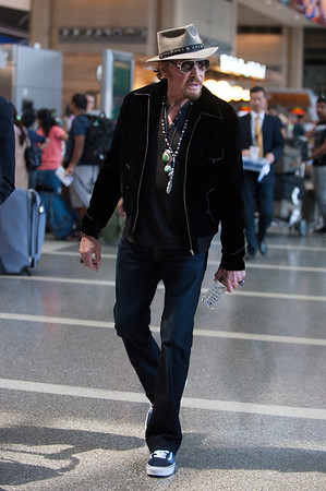 Johnny Hallyday is Back