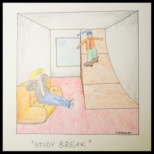 """""""STUDY BREAK"""""""