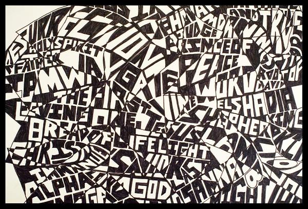 """""""NAMES OF GOD"""""""