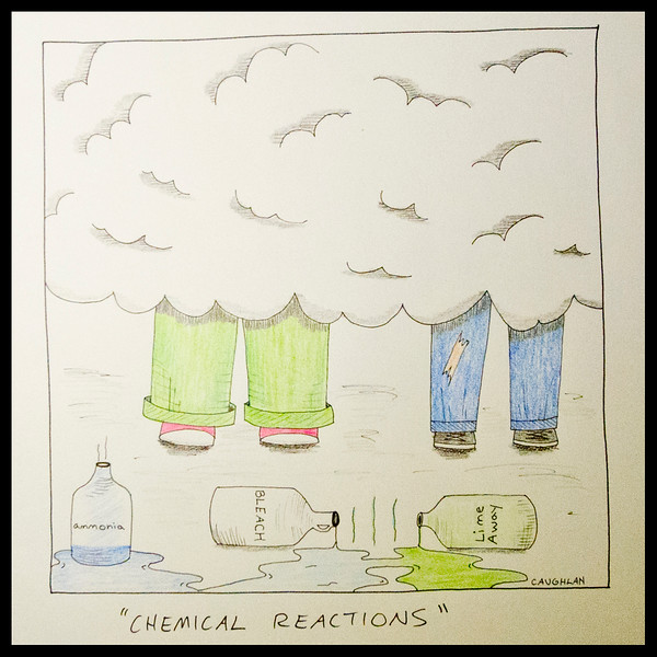 """CHEMICAL REACTIONS"""