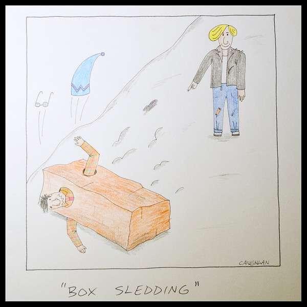 """BOX SLEDDING"""