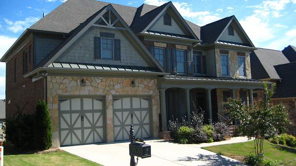Beckton Hall Johns Creek Homes